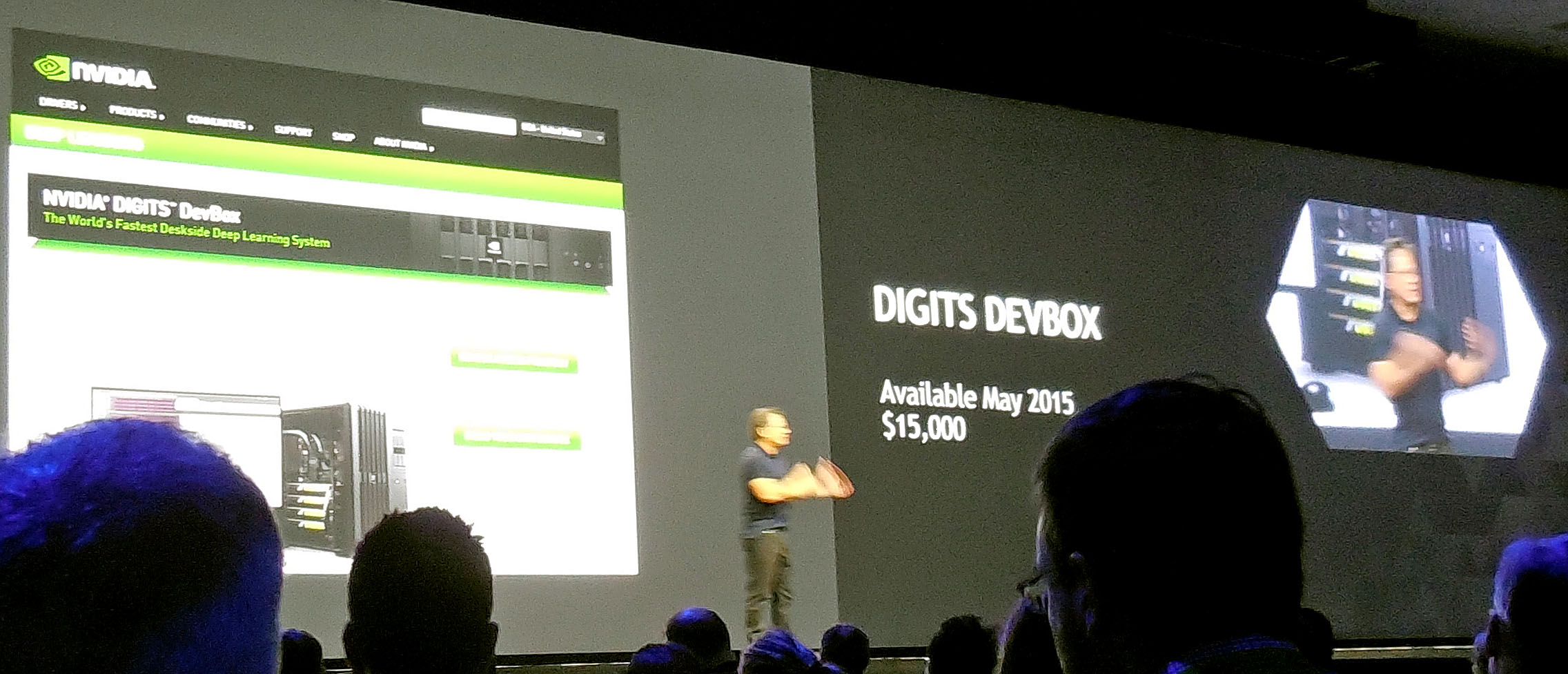 Nvidia's GTC 2015 Wrap-Up - Page 2 of 3 - BabelTechReviews