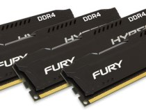 HyperX Releases FURY DDR4 Memory & Predator DDR4 Kits