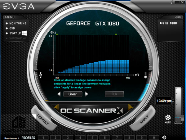 Overclocking the GTX 1080 with Precision XOC - Page 2 of 3