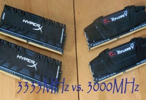 HyperX 3333MHz 16GB DDR4 Kit brings more performance for gaming