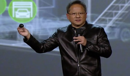 NVIDIA's Major Announcements at CES 2017