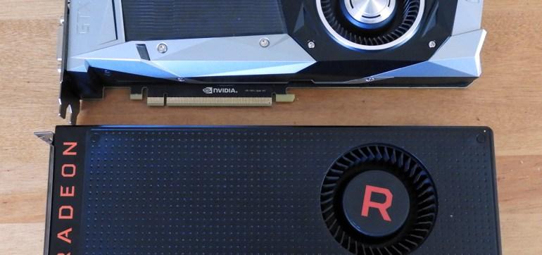 RX Vega 56 vs GTX 1070 FE