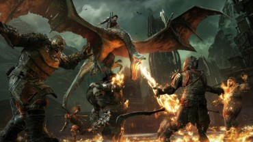 New GeForce 'Forge Your Army' Bundle with Middle-earth: Shadow of War