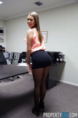 Property Sex Jill Kassidy Curvy Personal Assistant Wants to Fuck Her Boss