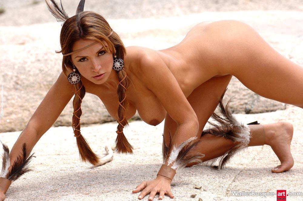 Similar. Yes, Naked native american ladies