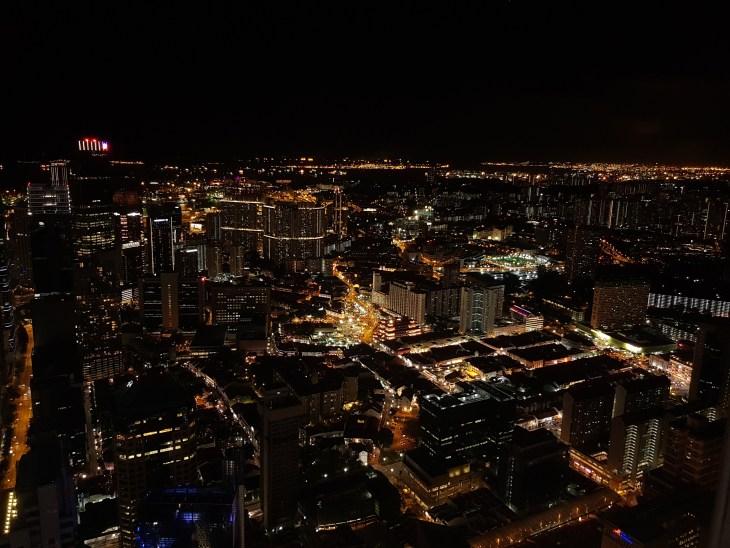 Singapore - view bar
