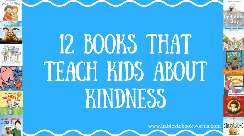 Children's Books on Kindness | Random Acts of Kindness