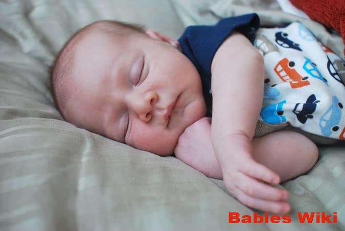 Baby sleep through the night