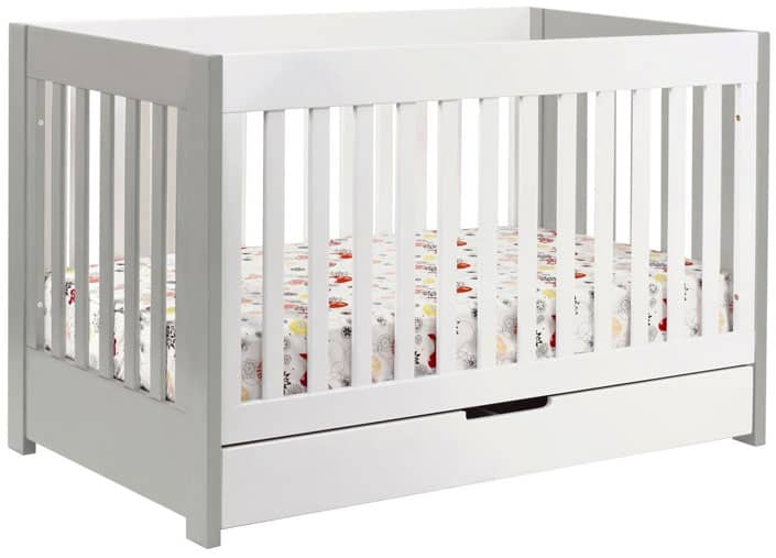 Convertible 3 in 1 Babyletto Mercer Crib