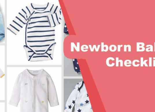 Newborn Baby Checklist – New Mom Guide