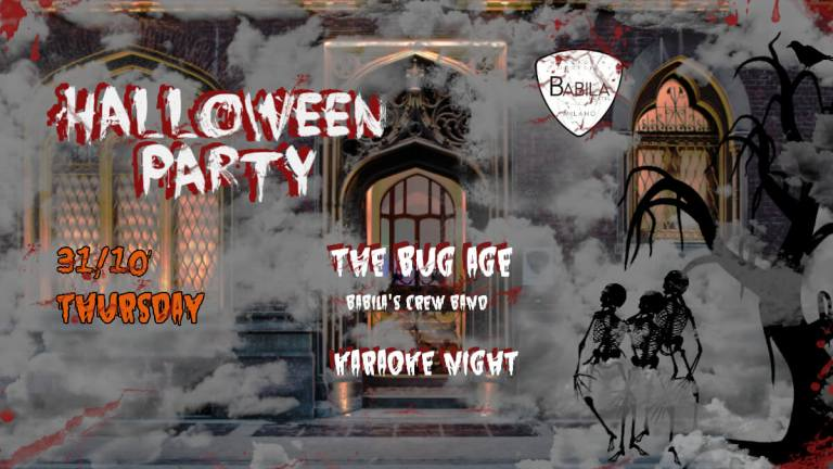 Halloween Party Milano