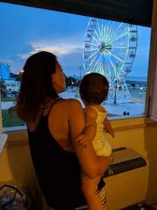 i migliori posti da visitare con un neonato