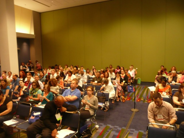American Library Association audience