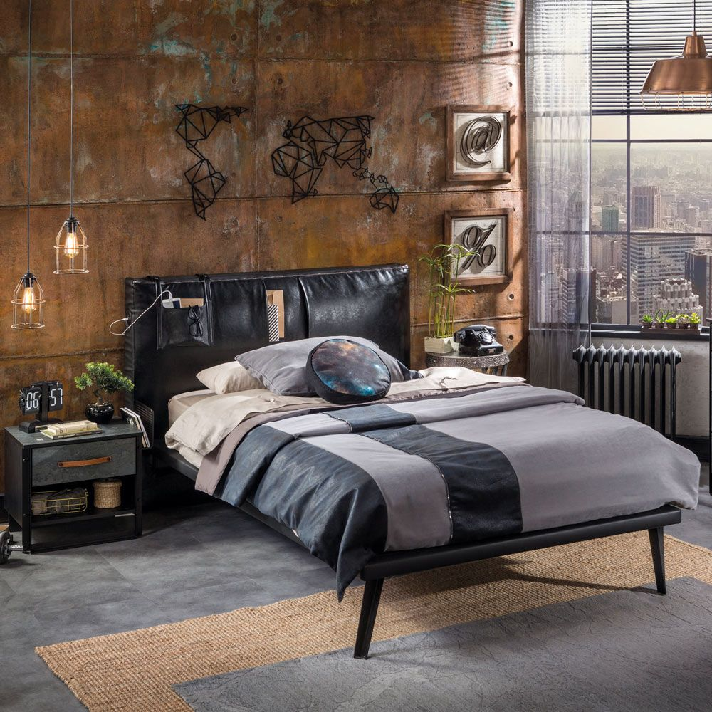 Grey Bedding For Teen Boys -The Perfect Complement To Teen ... on Teenage Grey Small Bedroom Ideas  id=73932