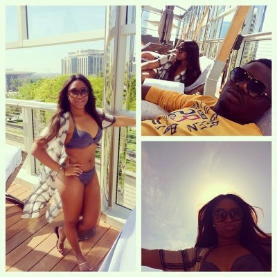 Dr Sid Shares Fiancee's Bikini Photo