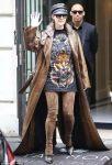 Celine Dion's Unusual Style In Paris
