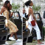 Check out Sasha and Malia Obama's Chic Summer Style