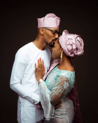 This cute NYSC couple wed