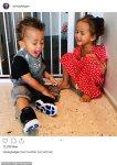 Chrissy Teigen shares photo of her cute kida