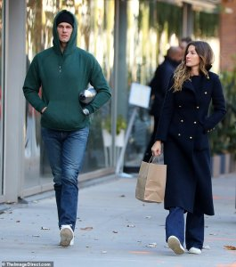 Gisele Bundchen and Tom