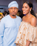 Naeto C's wife birthday message to him