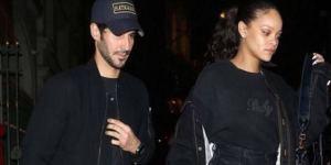 Hassan Jameel and Rihanna