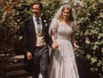 Photos: Princess Beatrice of York and Edoardo Mapelli tie the knot in a private ceremony