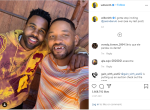 Jason Derulo knocks Will Smith's teeth out