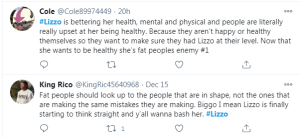 Lizzo replies after people attacked her for her 10-day smoothie 'detox'
