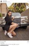 Selena Gomez shows off legs for Puma
