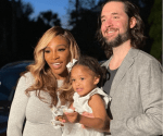 Check out Serena Williams and Alexis Ohanian sweet family photo