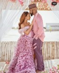 Adesua Etomi and Banky W welcome baby boy