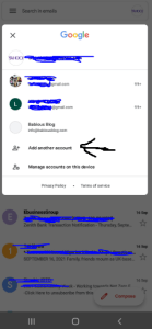 Link webmail to gmail