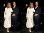 Jamie Redknapp marries pregnant girlfriend, Frida Andersson