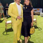 Sophia Bush and Grant Hughes