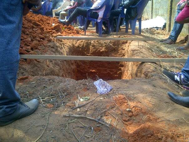 Nollywood Actor Muna Obiekwe,Laid To Rest