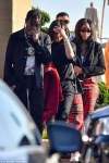 Kylie Jenner step out with Travis Scott in $1.4m LaFerrari 'push present'