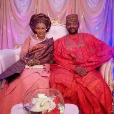 Photo's from the late Sani Abacha son's,Mahmud Abacha wedding.