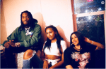 Sasha Obama hangs out with Cardi B and Offset