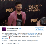 Nooooooo! Jussie Smollett Announce His Exit From Empire
