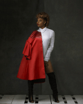 Yemi Alade Sizzle In New Photoshoot For Gucci Ferragamo