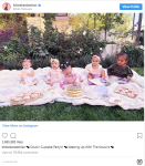 Khloe Kardashian marks True half birthday with Kousins