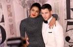 Priyanka Chopra and Nick Jonas at Ralph Lauren 50th anniversary