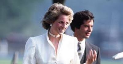 Princess Diana's former lover,Oliver Hoare Dies at 73