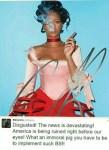 Rihanna Reacts To Trump's Seven Muslim Country Ban