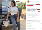 Regina Daniels shows off new ride