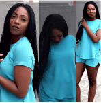 Tiwa Savage Is Taking It Easy In This Photo