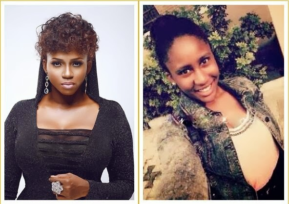 Meet Singer Waje's 14 Year Old Daughter,Emerald.