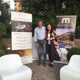 Renato Zanchettin e Francesca Messina