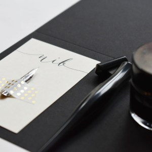 modern calligraphy workshop London